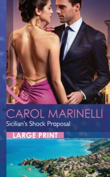 Sicilian's Shock Proposal, Hardback Book