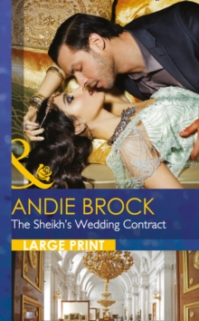 The Sheikh's Wedding Contract, Hardback Book