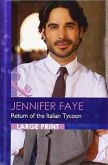 Return Of The Italian Tycoon, Hardback Book