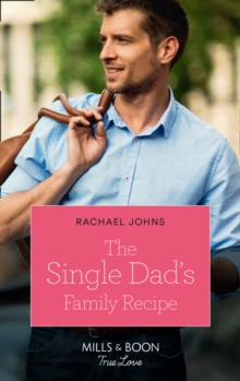 The Single Dad's Family Recipe, Paperback Book