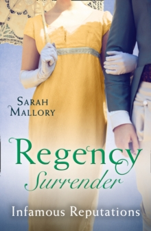 Regency Surrender: Infamous Reputations : The Chaperon's Seduction / Temptation of a Governess, Paperback / softback Book