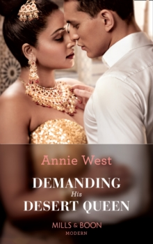 Demanding His Desert Queen, Paperback / softback Book