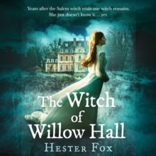 The Witch Of Willow Hall, eAudiobook MP3 eaudioBook