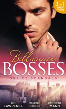 Office Scandals : The Petrelli Heir / Gilded Secrets / An Inconvenient Affair, Paperback Book