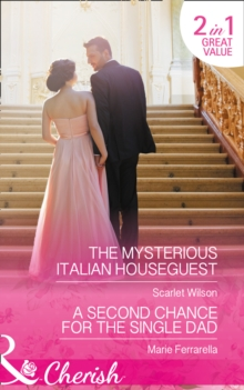 The Mysterious Italian Houseguest : The Mysterious Italian Houseguest (Summer at Villa Rosa, Book 2) / a Second Chance for the Single Dad (Matchmaking Mamas, Book 23), Paperback Book