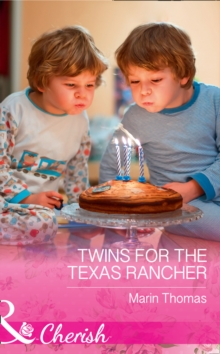 Twins for the Texas Rancher, Paperback Book