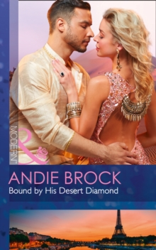 Bound by His Desert Diamond, Paperback Book