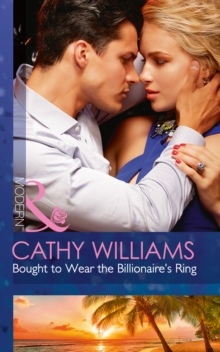 Bought to Wear the Billionaire's Ring, Paperback Book