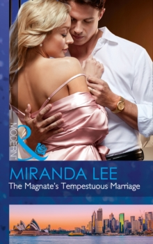The Magnate's Tempestuous Marriage, Paperback Book