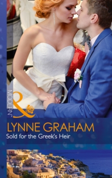 Sold for the Greek's Heir, Paperback Book