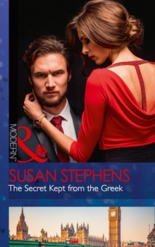 The Secret Kept From The Greek, Paperback Book