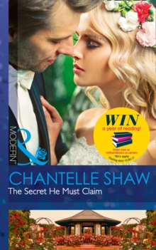 The Secret He Must Claim, Paperback Book