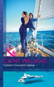 Cipriani's Innocent Captive, Paperback Book