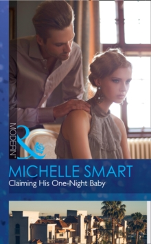 Claiming His One-Night Baby, Paperback Book