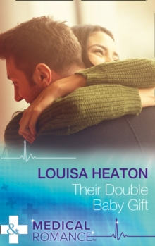 Their Double Baby Gift, Paperback Book