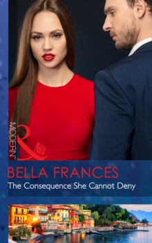 The Consequence She Cannot Deny, Paperback Book