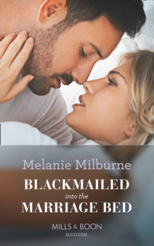 Blackmailed Into The Marriage Bed, Paperback / softback Book