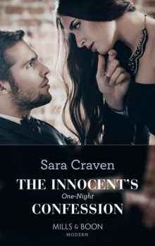 The Innocent's One-Night Confession, Paperback Book