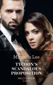 The Tycoon's Scandalous Proposition, Paperback / softback Book