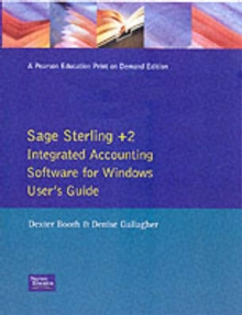 Sage Sterling +2 Windows Users Guide Book, Paperback / softback Book
