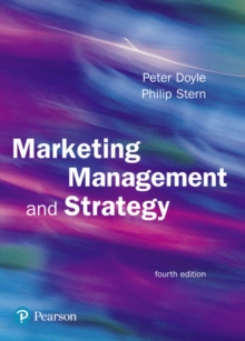 Marketing Management and Strategy, Paperback / softback Book