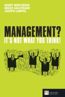 Management? It's not what you think!, Paperback / softback Book