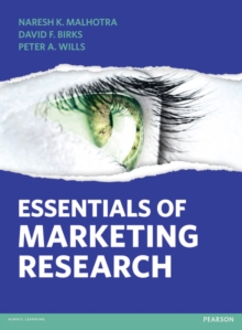 Essentials of Marketing Research, Paperback / softback Book
