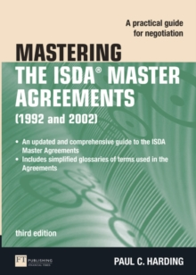 Mastering the ISDA Master Agreements : A Practical Guide for Negotiation, Paperback / softback Book