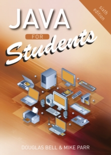 Java For Students, Paperback / softback Book