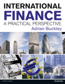 International Finance; A practical perspective, Paperback / softback Book