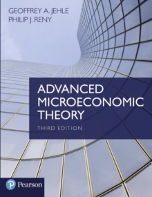 Advanced Microeconomic Theory, Paperback Book
