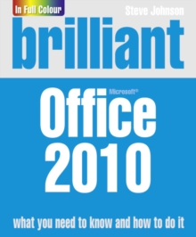 Brilliant Office 2010, Paperback / softback Book