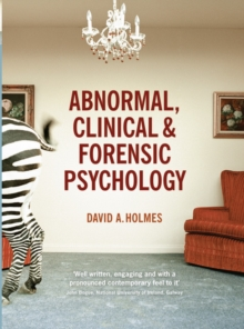 Abnormal, Clinical and Forensic Psychology with Student Access Card, Mixed media product Book