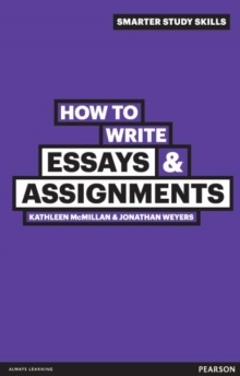 How to Write Essays & Assignments : UEL, PDF eBook