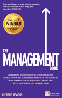 The Management Book : Mastering the art of leading teams, EPUB eBook