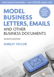 Model Business Letters, Emails and Other Business Documents, Paperback Book