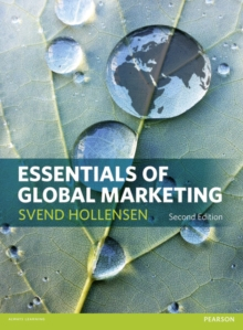 Essentials of Global Marketing, Paperback Book