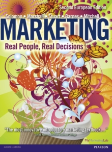 Marketing : Real People, Real Decisions, Paperback Book