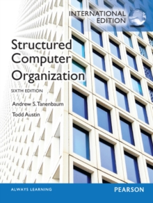 Structured Computer Organization: International Edition, Paperback / softback Book