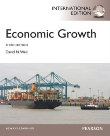 Economic Growth : International Student Edition, Paperback / softback Book