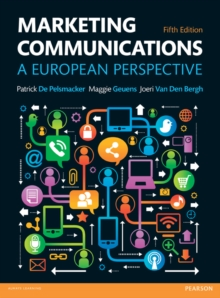 Marketing Communications : A European Perspective, PDF eBook