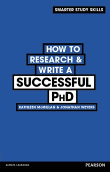 How to Research & Write a Successful PhD, PDF eBook