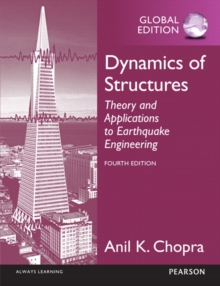 Dynamics of Structures, Global Edition, Paperback Book