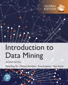 Introduction to Data Mining, Global Edition, PDF eBook