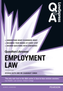 Law Express Question and Answer: Employment Law, Paperback / softback Book