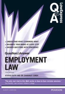 Law Express Question and Answer: Employment Law, PDF eBook