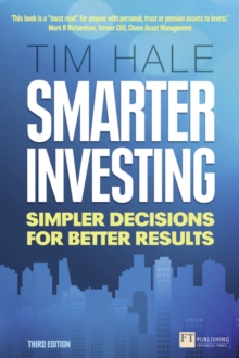 Smarter Investing 3rd edn : Simpler Decisions for Better Results, Paperback Book