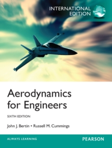 Aerodynamics for Engineers, International Edition, Paperback Book