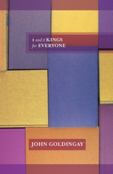 1 and 2 Kings for Everyone, Paperback / softback Book