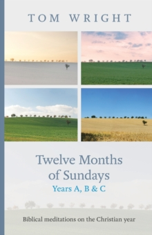 Twelve Months of Sundays Years A, B and C : Biblical Meditations on the Christian Year, Paperback Book